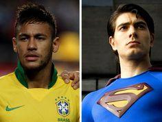 Neymar - Super-Homem Super Herói