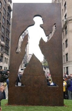 Riverside Park Highlights - Invisible Man: A Memorial to Ralph Ellison : NYC Parks