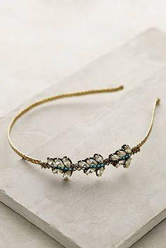 Baroque Leaf Headband