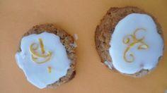 Allergen Free Orange Millet Cookies
