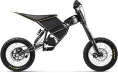 Freerider | KUBERG - Electric motorcycles