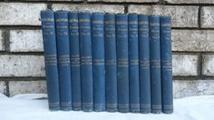 Check out this item in my Etsy shop https://www.etsy.com/listing/484293623/11-volumes-1883-the-complete-works-of
