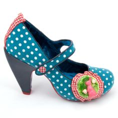Irregular choice. All I can say is wow! So gorgeous but how to team them up with an outfit! Would have to be a plain top or a lovely back bow detail top would look lovely with them.