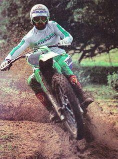 1983 KAWASAKI KX 125 GAS TANK DECAL KIT VINTAGE MOTOCROSS