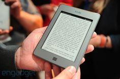 Kindle Touch sai de linha e aumenta expectativas de novos modelos