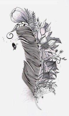 feder tattoos