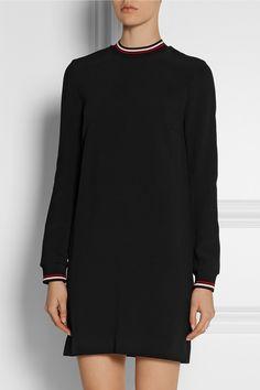 Victoria, Victoria Beckham|Crepe dress|NET-A-PORTER.COM