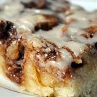 Cinnamon Roll Swirl Cake Recipe