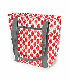 Summer Oasis 30Can Fashion Tote Cooler #Dillards