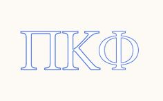 pi kappa phi letters - Google Search Fraternity Letters, Pi Kappa Phi, Let It Be, Math, Google Search, Math Resources, Mathematics