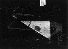 Aaron Siskind/   Gloucester 1,   Gelatin silver print,   1944