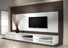 Resultado de imagen de painel tv moderno