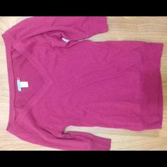 Maroon top! Excellent condition ! Tops Tees - Short Sleeve