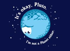 No one's a planet!  :(