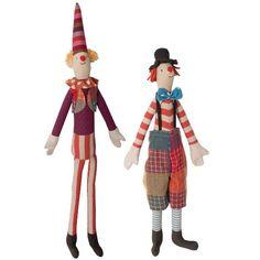 Maileg Clown in Baggy Pants