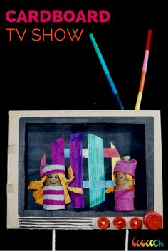 Cardboard TV Show - Coocoolo