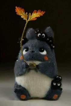 Totoro and soot sprites!!!