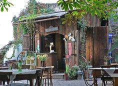Mlekowoz Cafe, Krakow. A must on my next visit...