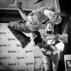 trevor jacobs after winning his first sbx grand prix at canyons