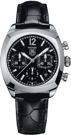 CR2113.FC6164  NEW TAG HEUER MONZA AUTOMATIC CHRONOGRAPH MENS WATCH  IN STOCK - Click to View Mother's Day Luxury Watch Sales Event    Store Display Model  (What's This