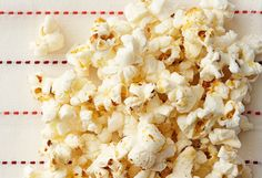 Popcorn recipes!