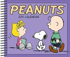 """""""Peanuts 2011 Calendar"""" av Charles M Schulz"""