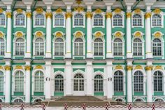 The Hermitage State Museum Saint-Petersburg