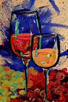 1000+ images about Wine on Pinterest | Wine painting, Wine ...