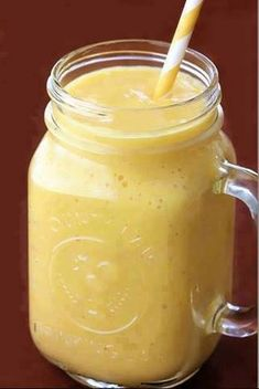 ACID REFLUX Smoothie | Ingredients►1 1/2 cups diced fresh pineapple►1 banana►1/2 cup Greek yogurt►1/2 cup ice►1/2 cup pineapple juice or water►Blend to consistency of a smoothie.