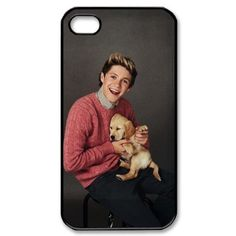 Niall & Puppies OMG :p