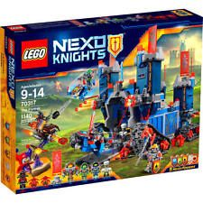 LEGO Nexo Knights The Fortrex 70317, Builiding Set/Kit, Free Shipping, NEW