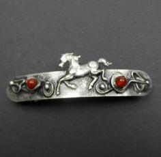 Spona do vlasů - Koník / Zboží prodejce ModeLine   Fler.cz Silver Rings, Bracelets, Jewelry, Carnelian, Jewlery, Jewerly, Schmuck, Jewels, Jewelery
