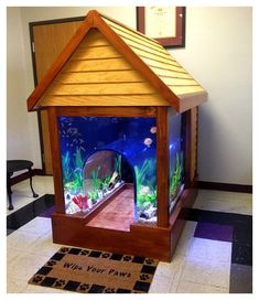 15 Cool Fish Tanks You Wish You Had!
