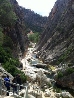 La Fontcalda, Gandesa