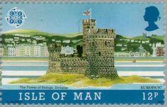 Sello: C.E.P.T.- Modern Architecture (Isla de Man) (C.E.P.T.- Modern Architecture) Mi:IM 336,Yt:IM 331,AFA:IM 325