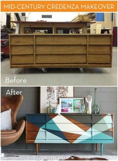 Tired of looking at your old dresser or wardrobe, but don't want to thrift it? Sometimes we get attached to old furniture items which have sentimental value—or we simply do not have the money or desire to replace them. Yet we are still left longing for a fresh look. Well now you can have it …...