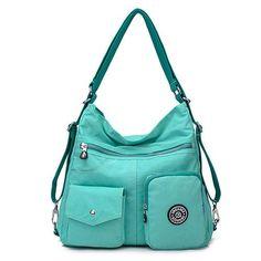 New Women Bag Double Shoulder Bag Designer Handbags High Quality Nylon Female Handbag bolsas sac a main