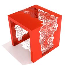 Arktura - Hive Side Table $840