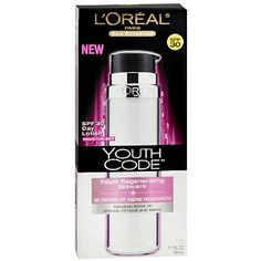 L'Oreal Youth Code Day Lotion SPF 30 Moisturizer   Skincare Dupes