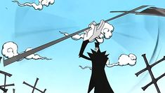 If you were just a random character in soul eater who would you try and beat?
