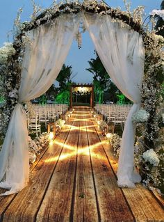 2019 Top 14 Must See Rustic Wedding Ideas for a Memorable Big Day---rustic wedding arbor, outdoor wedding ceremony, wedding flowers, country wedding ideas Beach Wedding Decorations, Wedding Themes, Wedding Centerpieces, Decor Wedding, Centerpiece Ideas, Floral Centrepieces, Wood Centerpieces, Wedding Dresses, Outdoor Decorations