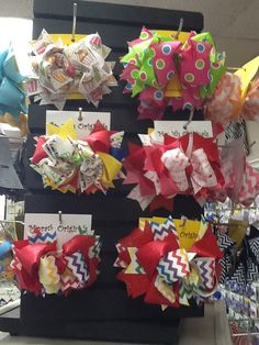 $10-$12 fun bows