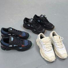 Straßenoutfit, Streetwear Mode, Streetwear-kleidung, Raf Simons, Sneakers  Mode, Sneakers a289330d96