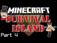 Minecraft: SURVIVAL ISLAND - Food, Building Materials & Hut Extension! (Part 4) - http://prepping.fivedollararmy.com/uncategorized/minecraft-survival-island-food-building-materials-hut-extension-part-4/