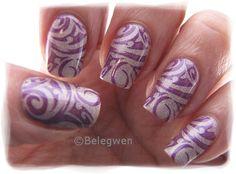 Nail Art by Belegwen: Palkinto + pikakynnet