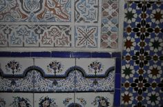 Marrakech: Morocco's Living Work of Art (Part 2) - Novinite.com - Sofia News Agency Several details from that restaurant which cannot be seen in the movie. Ornate tile decoration is something rulers of Morocco also passed on to Spain and, notably, Portugal.