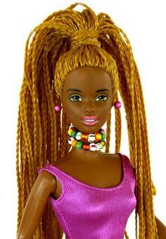 Bryan Lars Barbie Doll