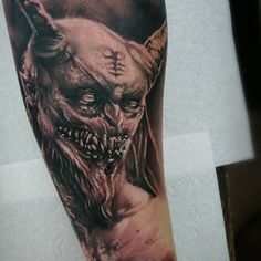 Devil And Demon Tattoos