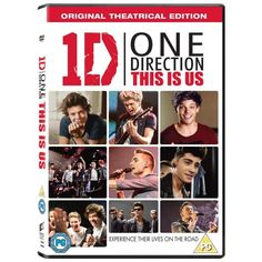 One Direction - One Direction - This Is Us (DVD)