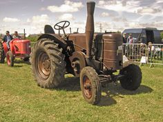 For the Love of Rusty Old Tractors - Tractors - Farm Collector Magazine Vintage Tractors, Old Tractors, Vintage Farm, Tractor Pictures, Old Cars, Old And New, Ruin, Barns, Farming